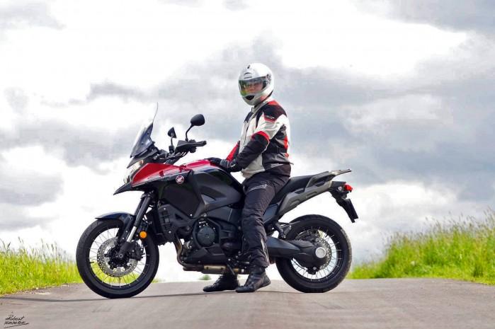 Honda Crosstourer Konrad Bartnik