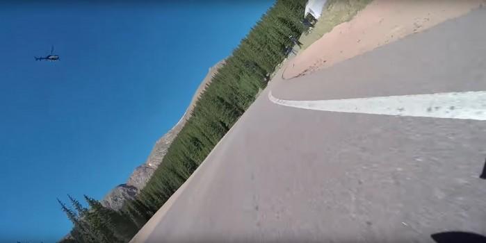 Carlin Dunne 2018 na Pikes Peak