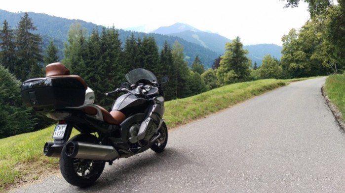bmw motorrad days trasa 2018