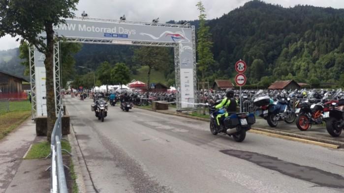 wyjazd na bmw motorrad days
