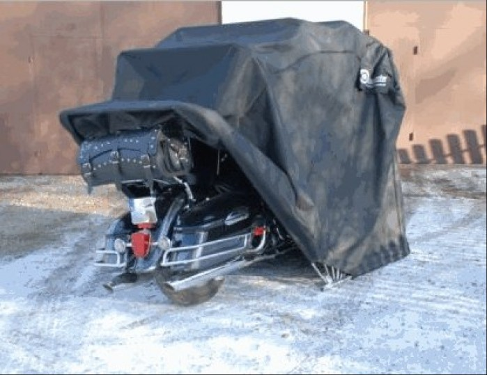 MOTOTENT garaz