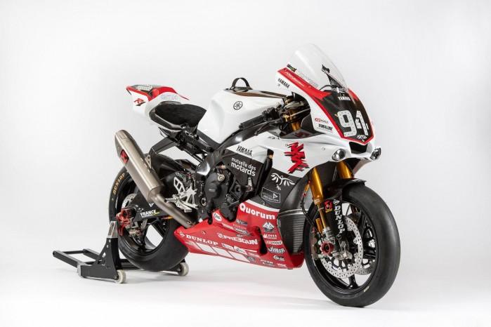 GMT94 Yamaha YZF R1 Suzuka 8 Hours