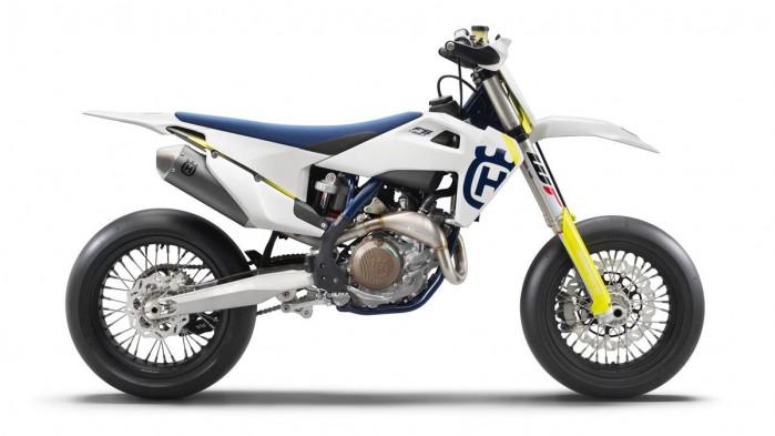 Husqvarna FS450 Supermoto 1