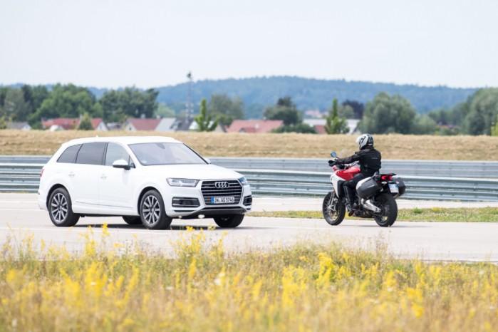 Audi Ducati system C V2X20