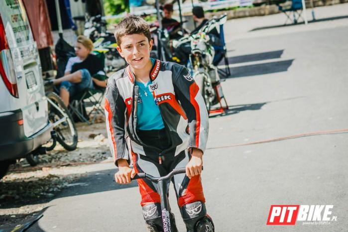 III runda Pucharu Polski Pit Bike SM w Koszalinie 01