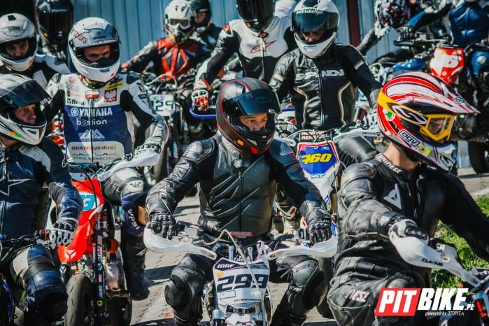 III runda Pucharu Polski Pit Bike SM w Koszalinie 08