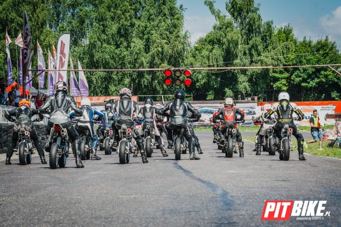 III runda Pucharu Polski Pit Bike SM w Koszalinie 09