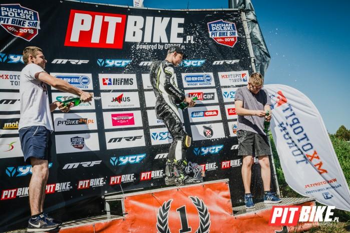 III runda Pucharu Polski Pit Bike SM w Koszalinie 20