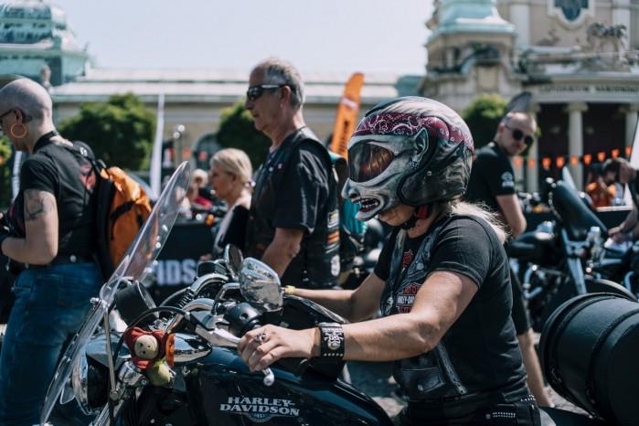 115 rocznica Harley Davidson w Pradze 2018 01