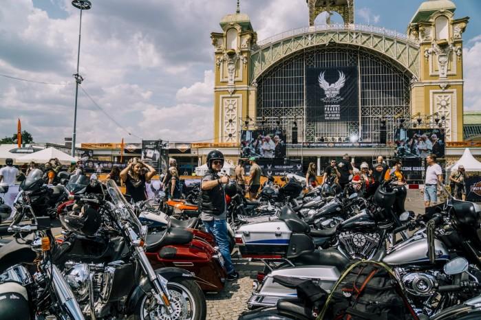 115 rocznica Harley Davidson w Pradze 2018 05