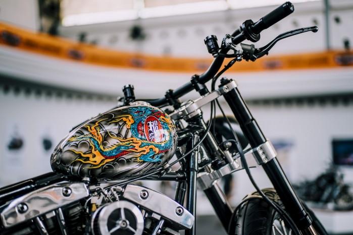 115 rocznica Harley Davidson w Pradze 2018 13