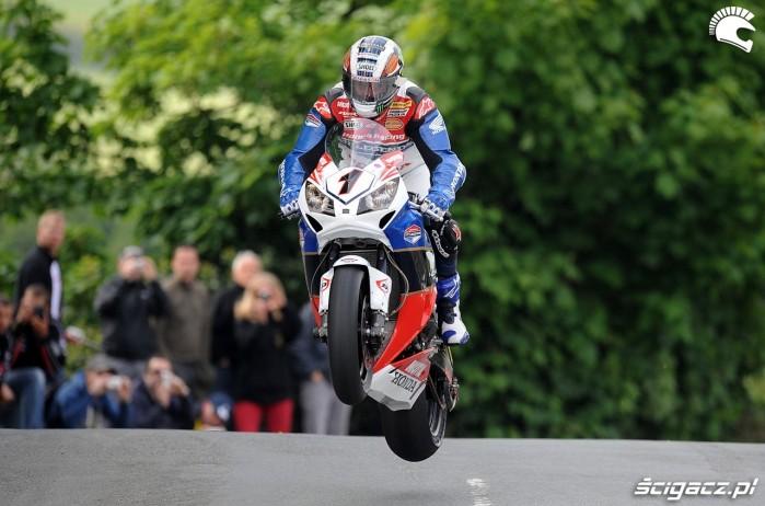 TT 2012 Sbk race
