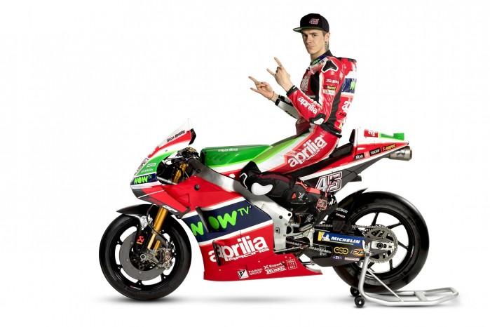 2018 Aprilia MotoGP Scott Redding 13 1