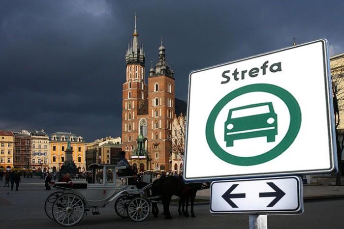 Strefa Czystego Transportu Krak lw
