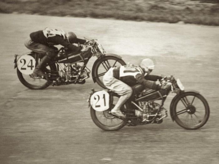 Oskar Schindler The Vintagent 1928 Moto Guzzis Racing 768x576