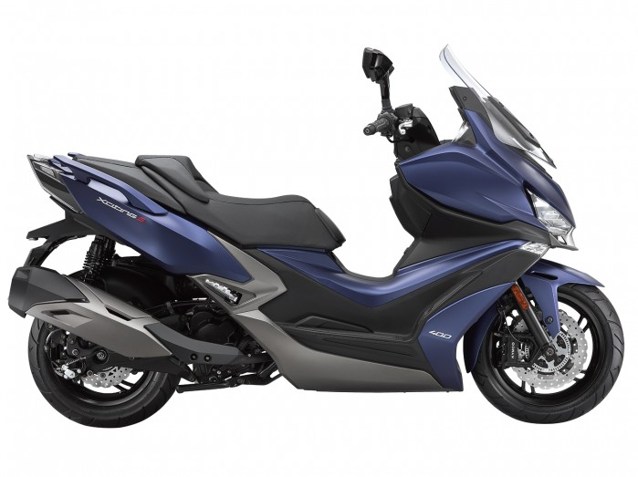 Kymco Xciting S 400 01