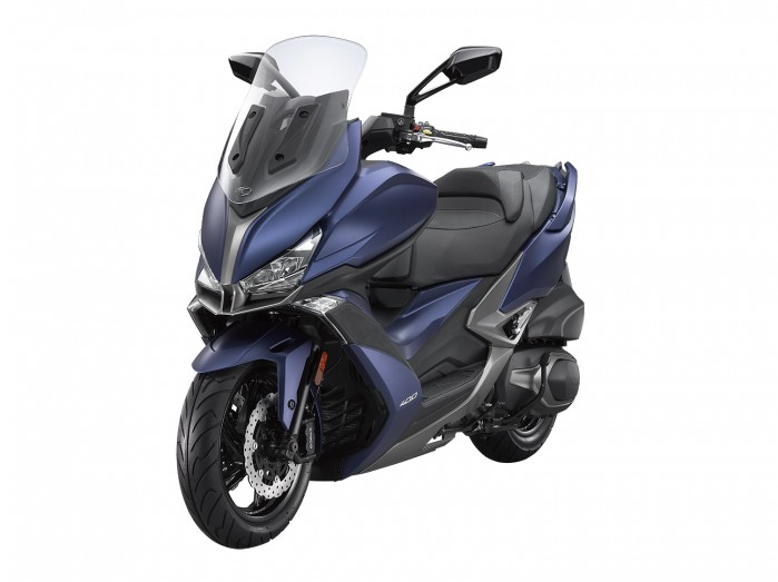 Kymco Xciting S 400 03