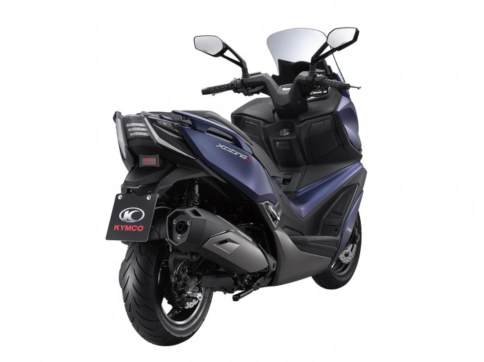 Kymco Xciting S 400 05