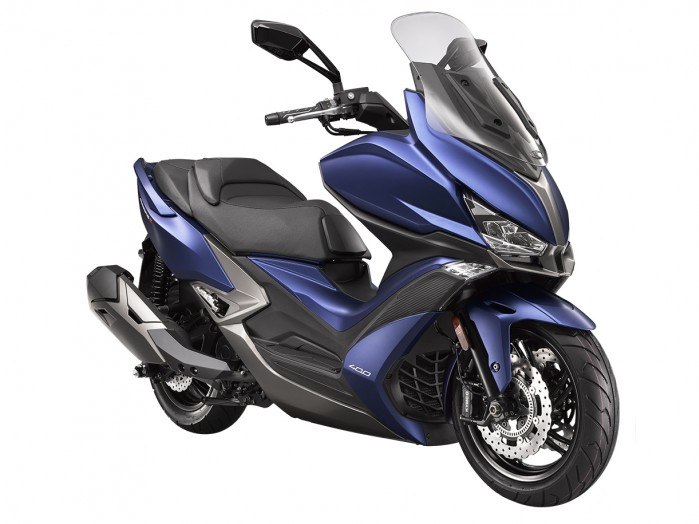 Kymco Xciting S 400 07
