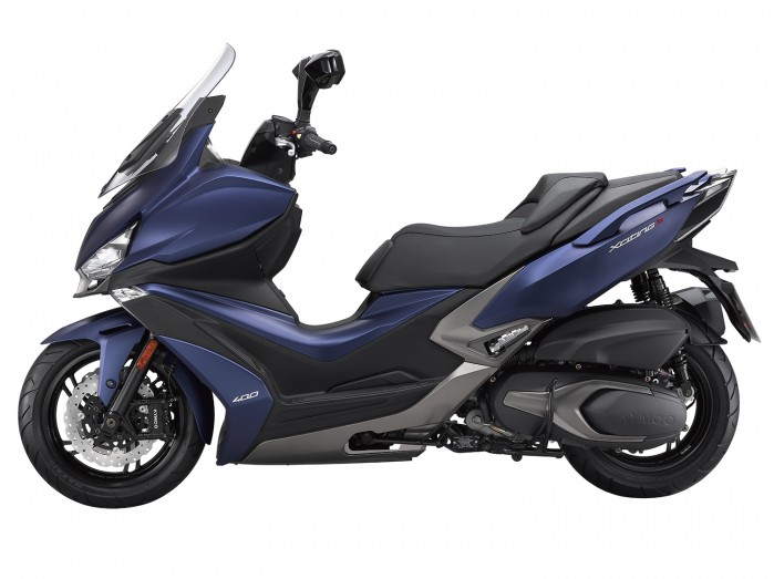 Kymco Xciting S 400 08