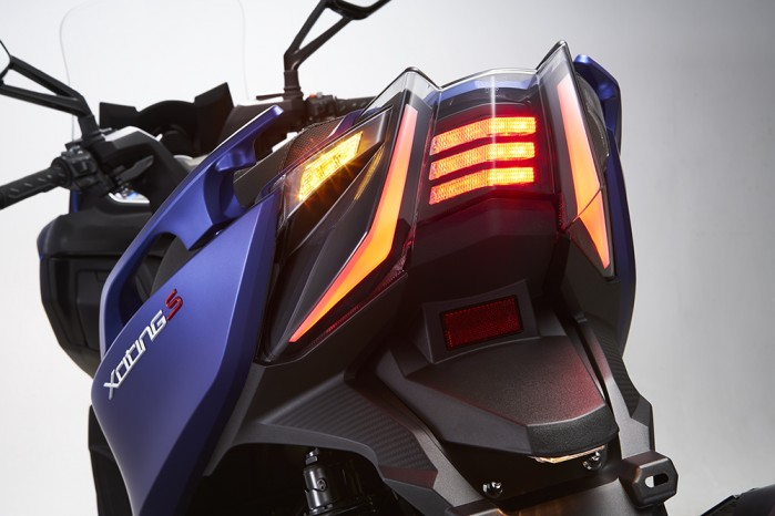Kymco Xciting S 400 16