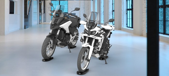 winterpad moto kuberth