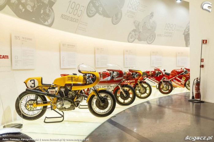 World Ducati Week 2018 muzeum
