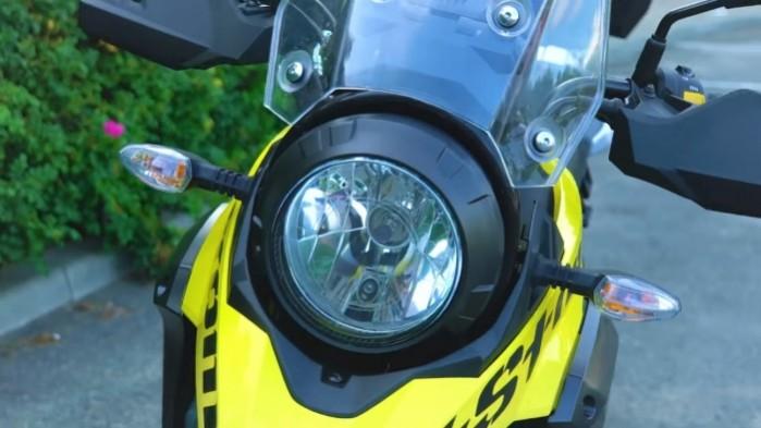 Suzuki V Strom 250 2018 reflektor