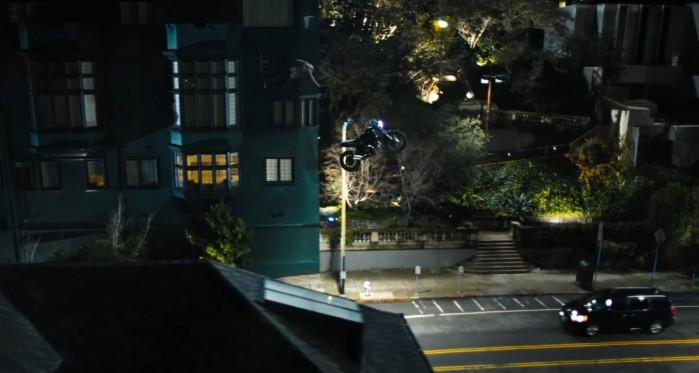 Ducati Scrambler 1100 w filmie Venom