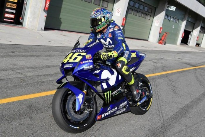 movistar yamaha fairing rossi