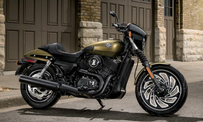 2018 Harley Davidson STREET 500