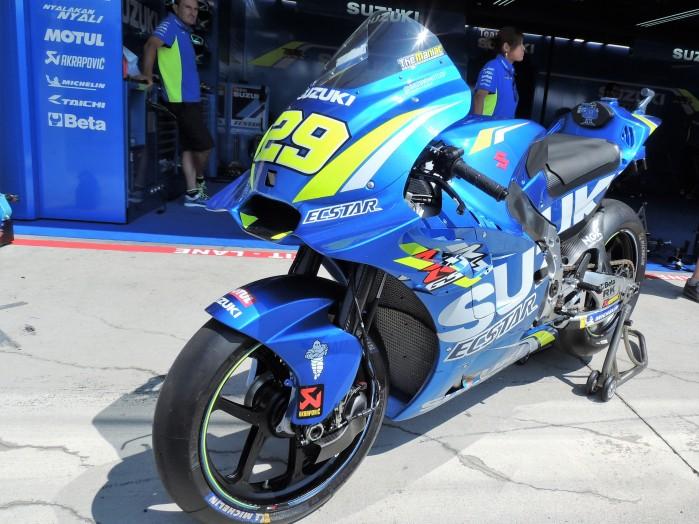 Suzuki Motul Andrea Iannone 29