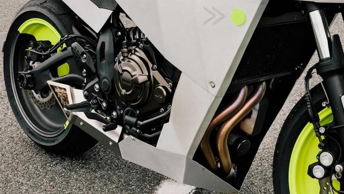 Yamaha XSR 700 Outrun