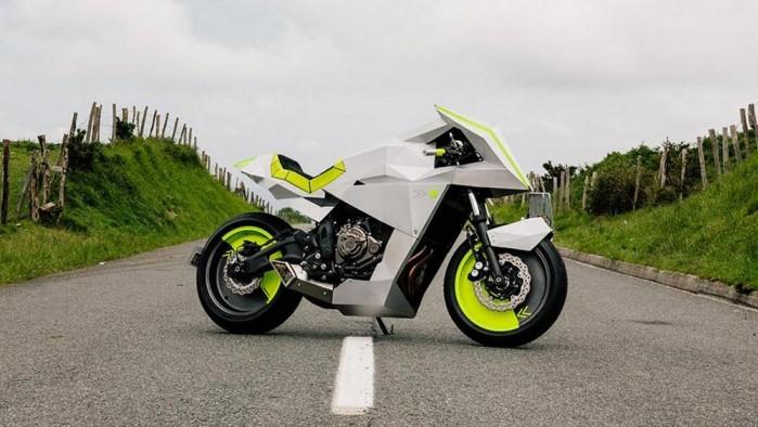 Yamaha XSR 700 Outrun 4