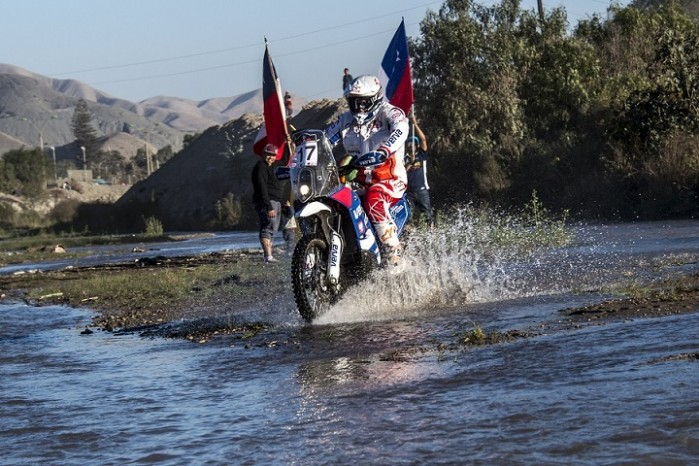 ORLEN Team Atacama Tomiczek SS1