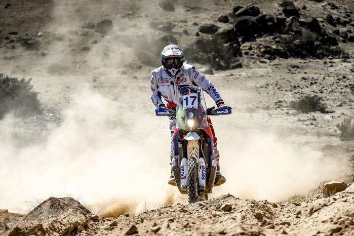 ORLEN Team Giemza Tomiczek Atacama Rally SS2