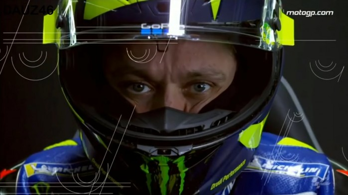 Valentino Rossi 2018 kask