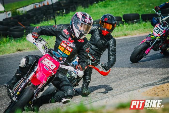 Puchar Polski Pit Bike SM 08