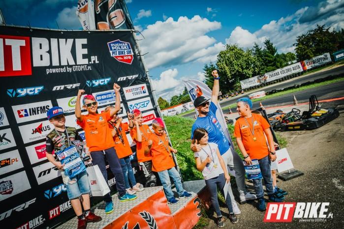 Puchar Polski Pit Bike SM 12