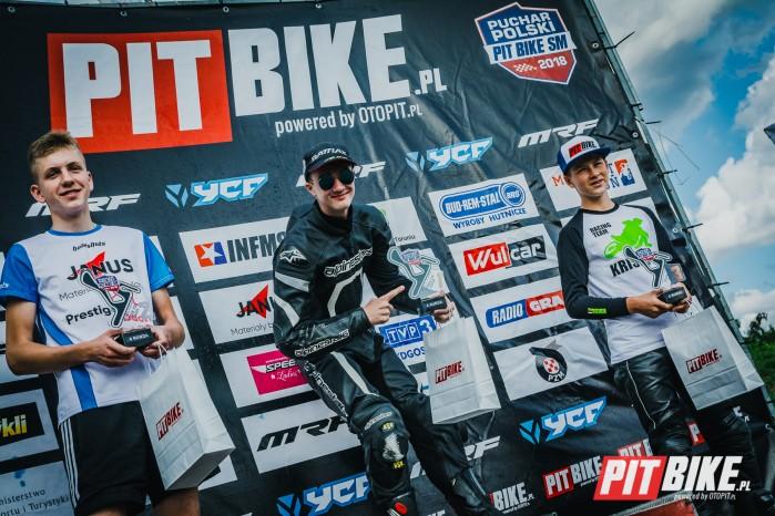 Puchar Polski Pit Bike SM 15