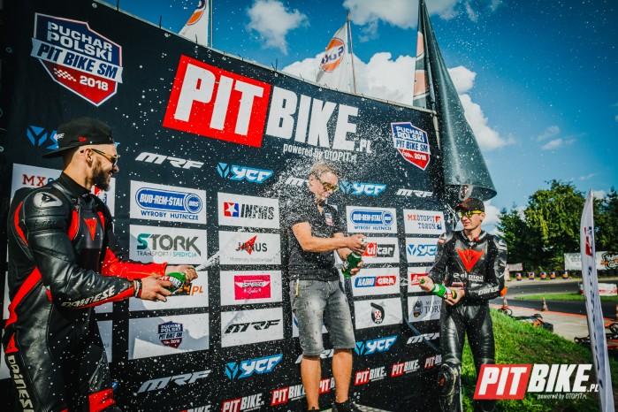 Puchar Polski Pit Bike SM 18