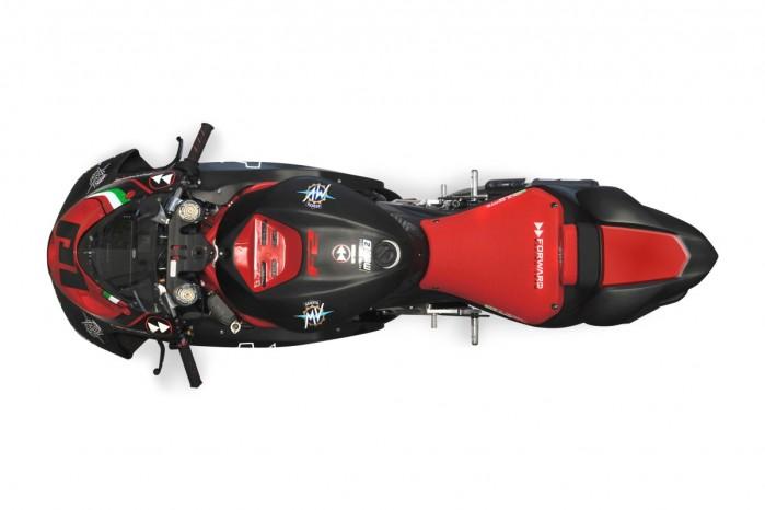 2019 MV Agusta Moto2 race bike 02