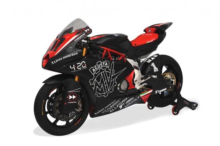 2019 MV Agusta Moto2 race bike 05