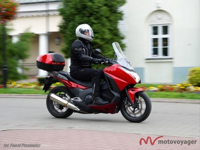 Honda NC750 Integra31