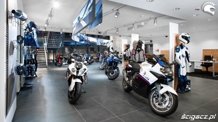 BMW Inchcape Warszawa motocykle