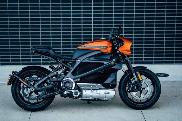 Harley Davidson LiveWire1