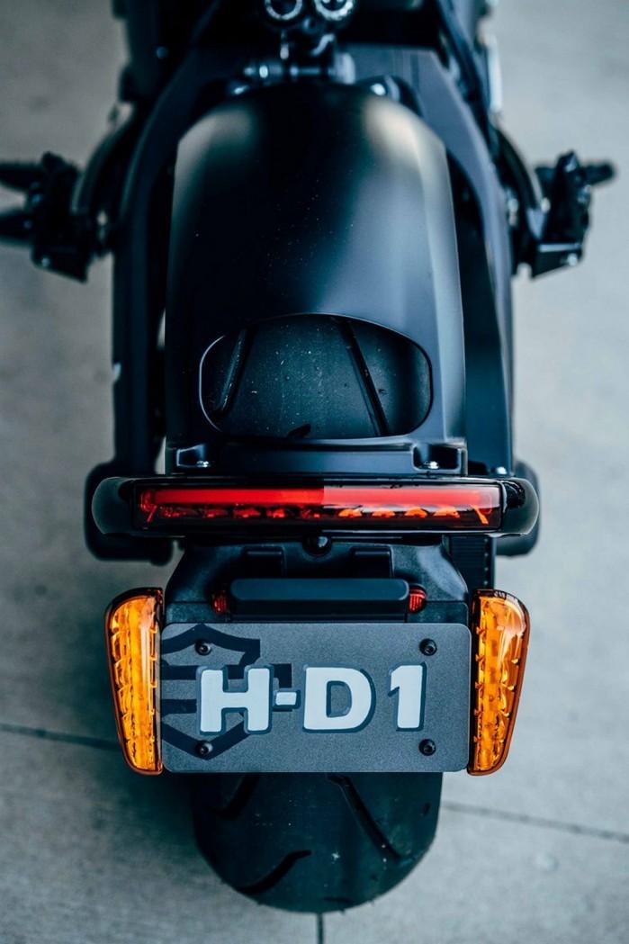 Harley Davidson LiveWire5