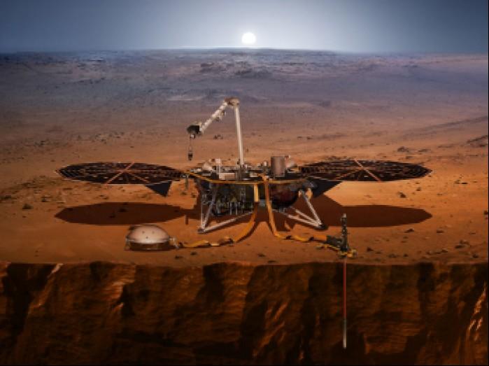 InSight Mars