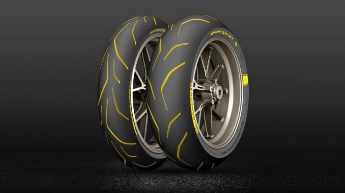 Dunlop SportSmart TT zwyci zc lepej pr lby czasopisma Fast Bikes