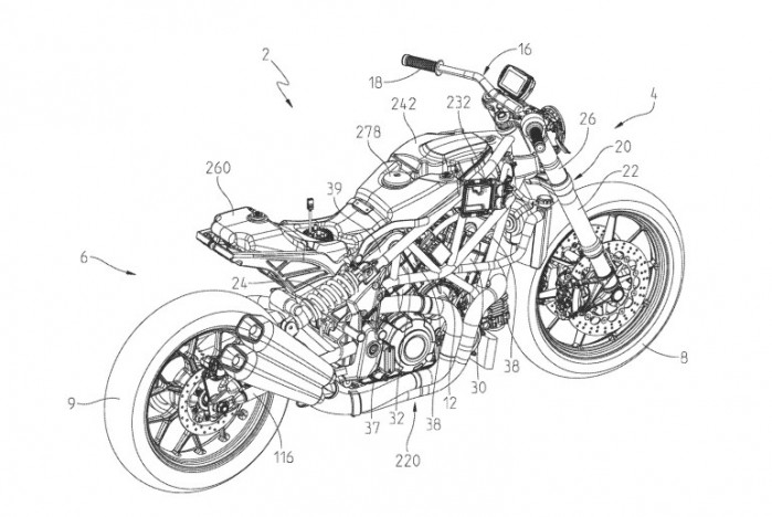 2019 Indian FTR1200 patent 10